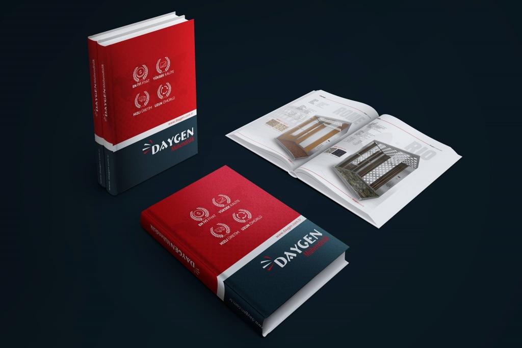 Daygen Mühendislik – Katalog