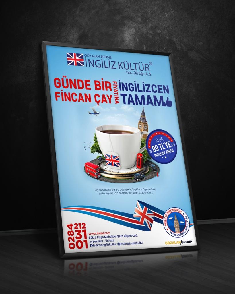 İngiliz Kültür – Poster