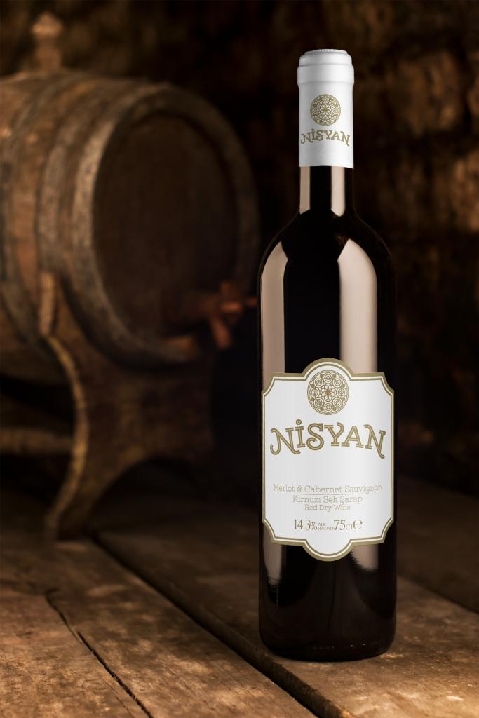 Arda Şarapçılık – Etiket