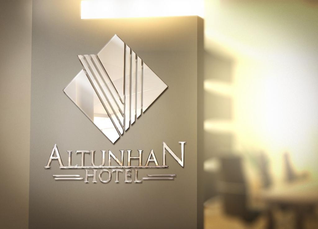 Altunhan Hotel – Logo