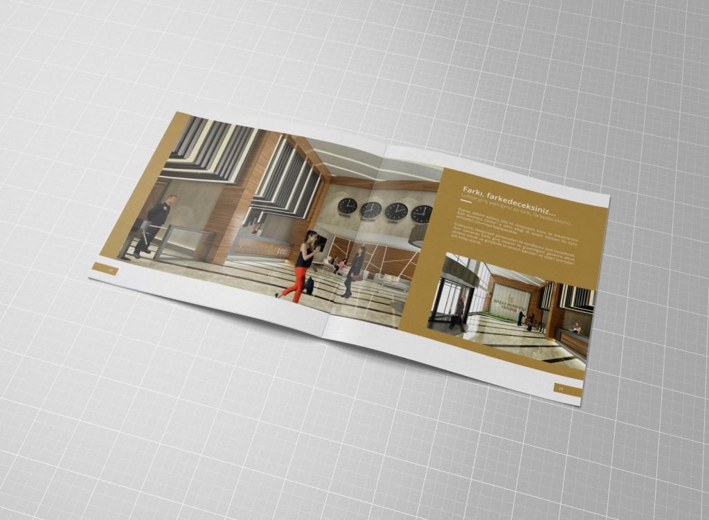 Ballı Business Center – Broşür