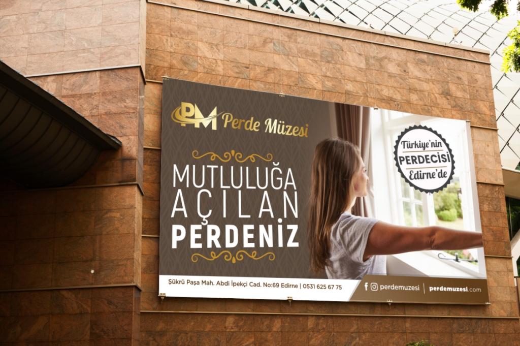 Perde Müzesi – Billboard